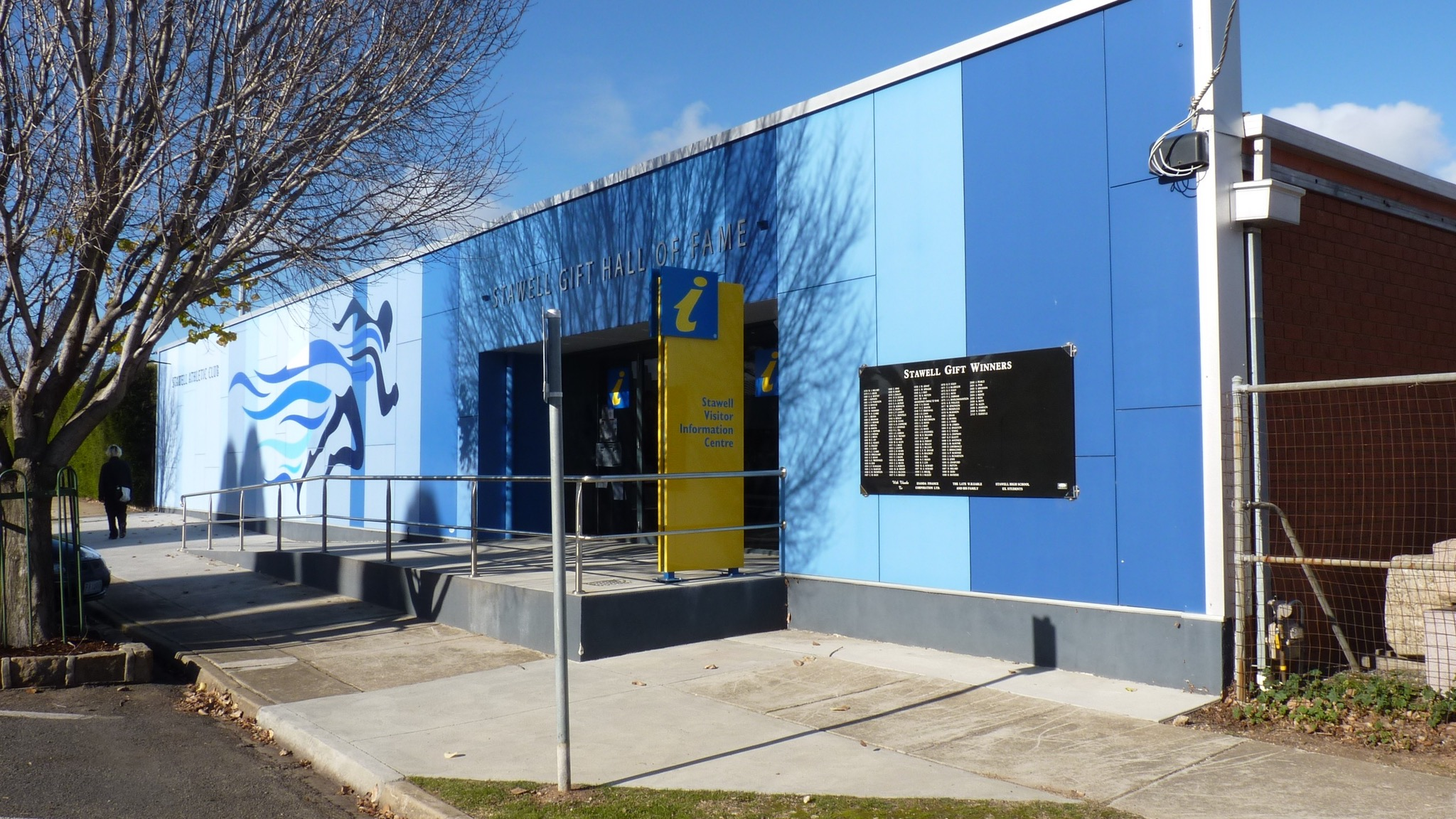 Stawell Visitor Information Centre