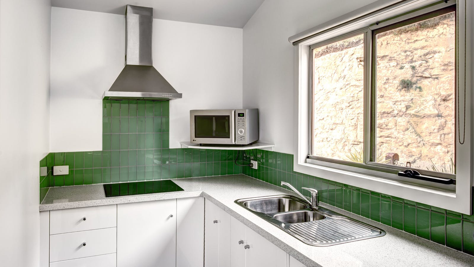 Kitchen for self-catering