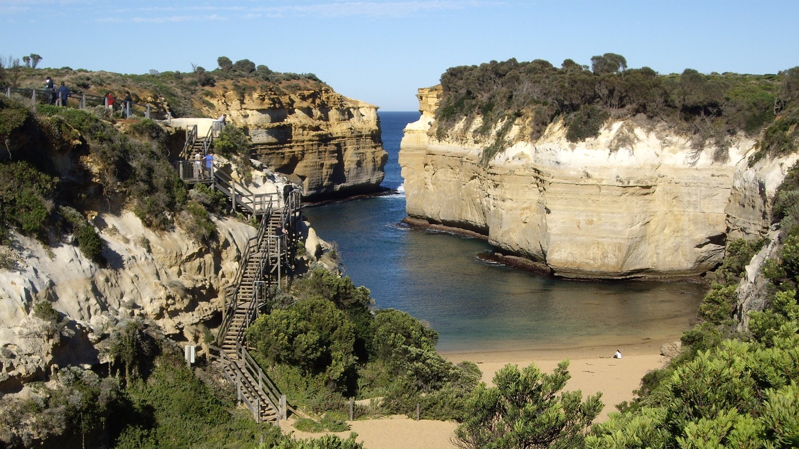 Loch Ard Gorge, magnificent scenery.
