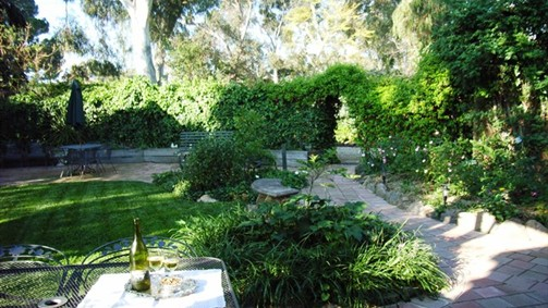 Forlonge Bed & Breakfast - Garden