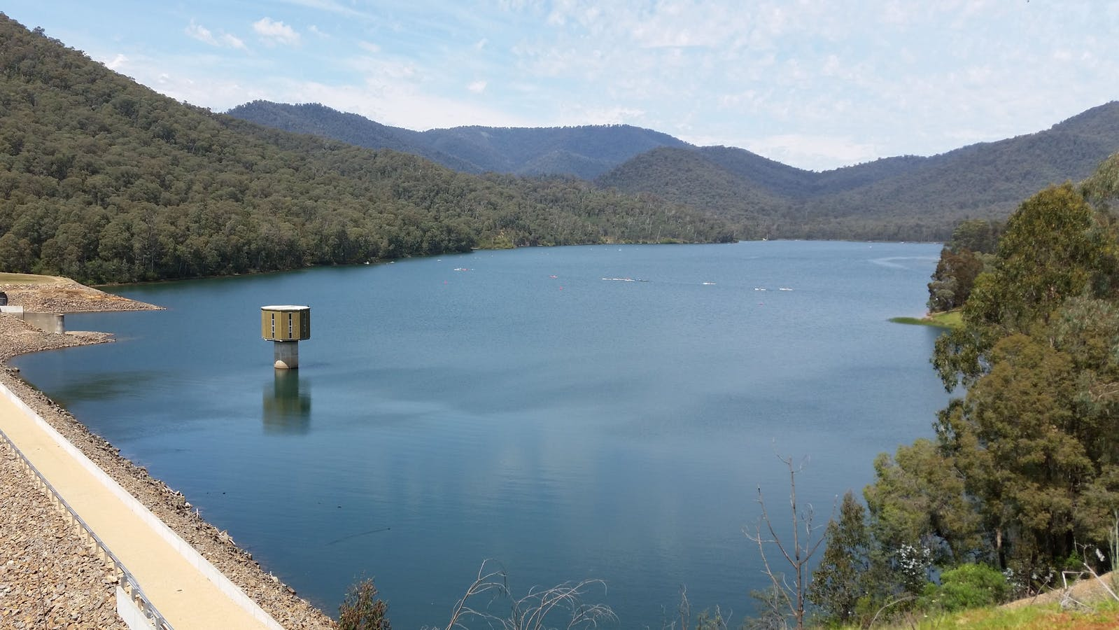 View of Lake William Hovell