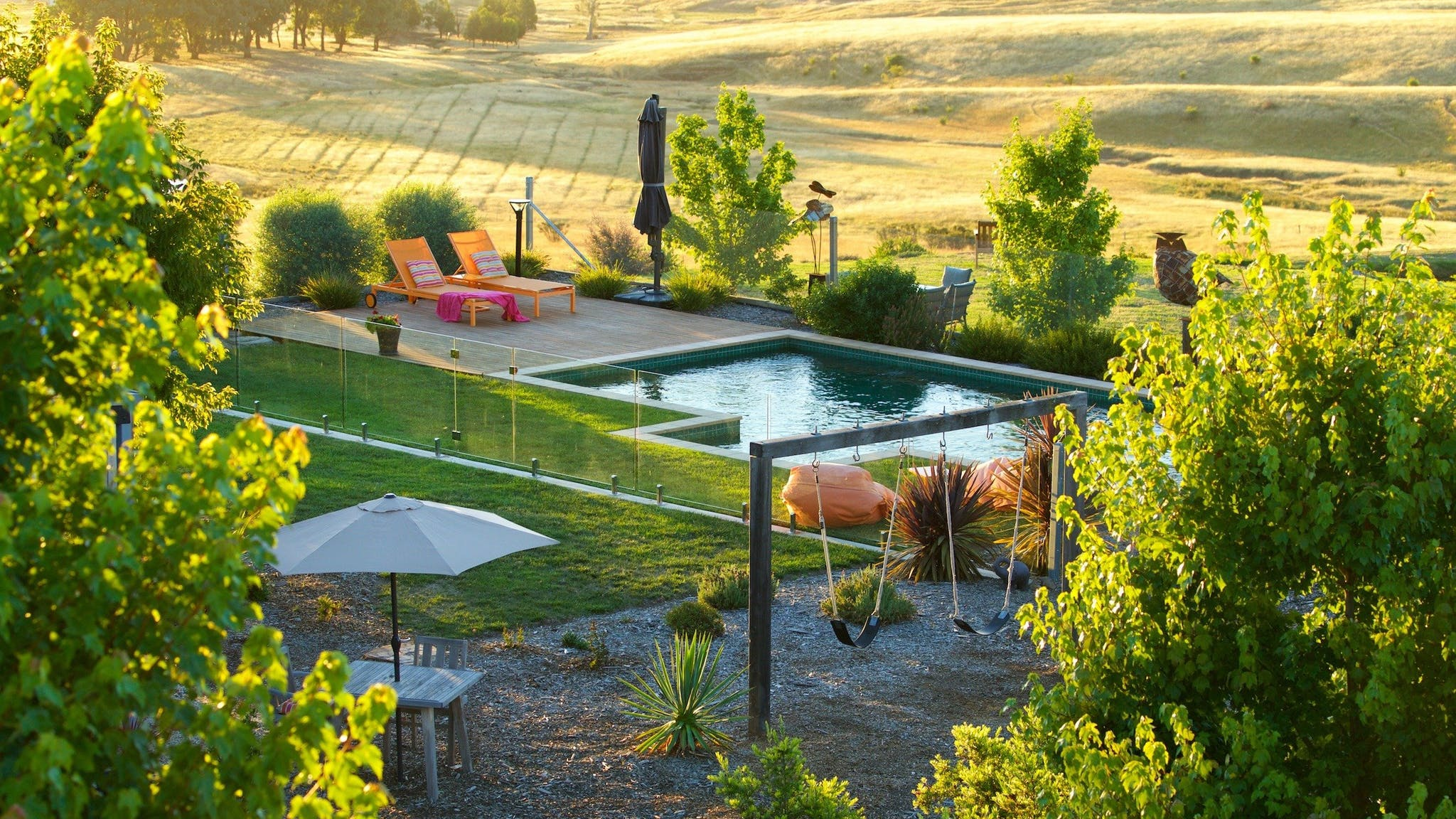 187 merrijig accommodation high country victoria australia - Can babies swim in saltwater pools ...