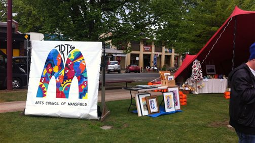 The Arts Council of Mansfield Presents the Spring Arts Festival