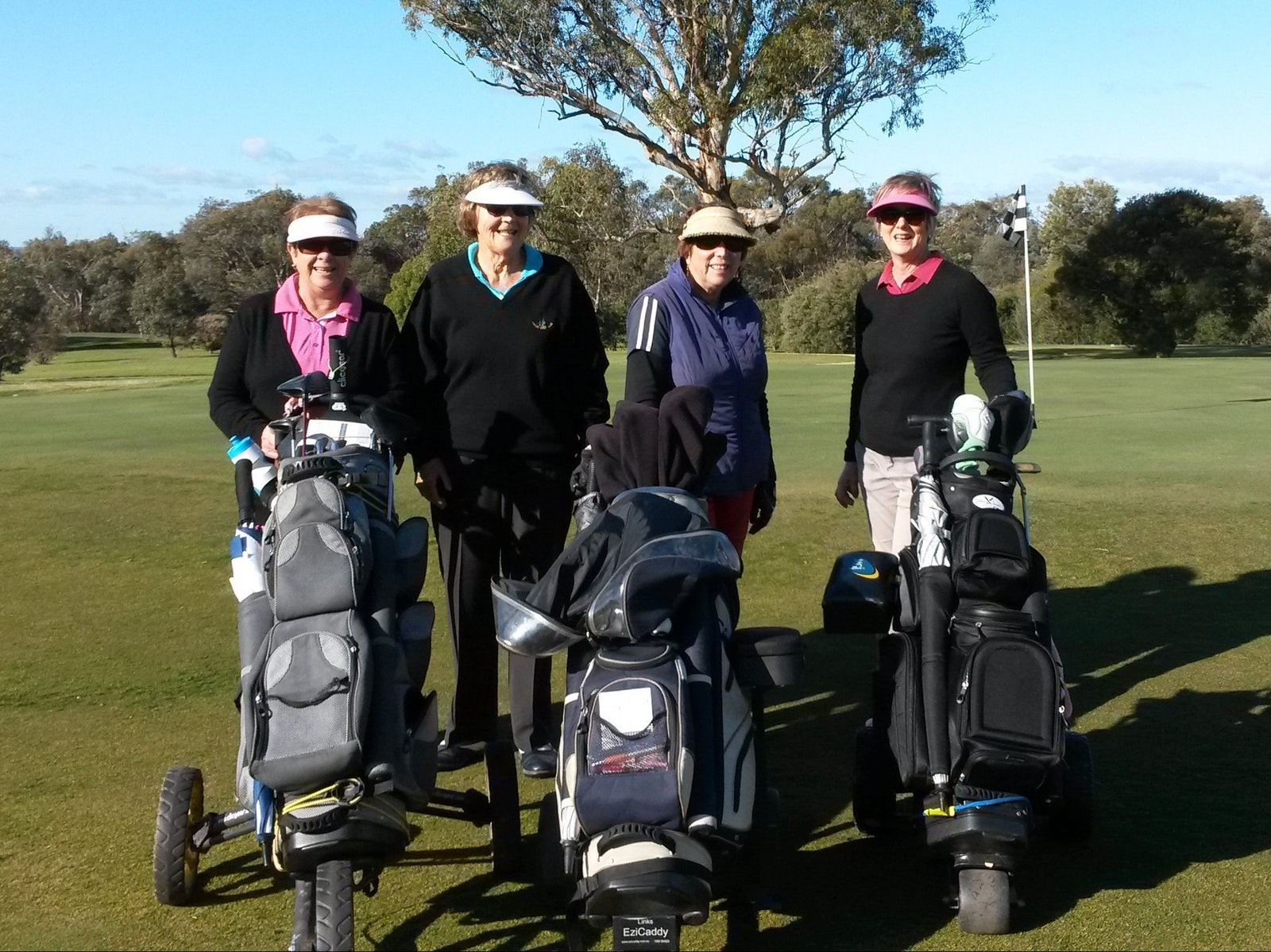 Golf Victoria 2018 Four Ball Event