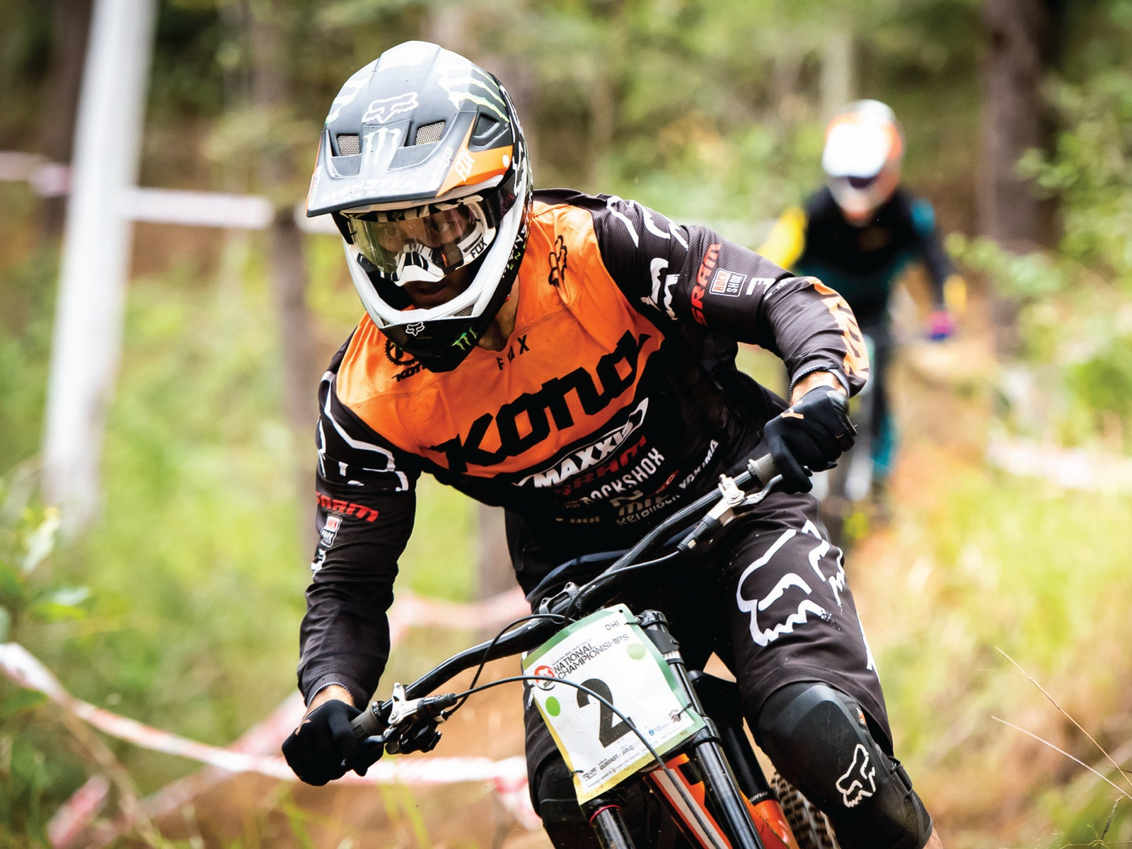 2018 Downhill National Championships