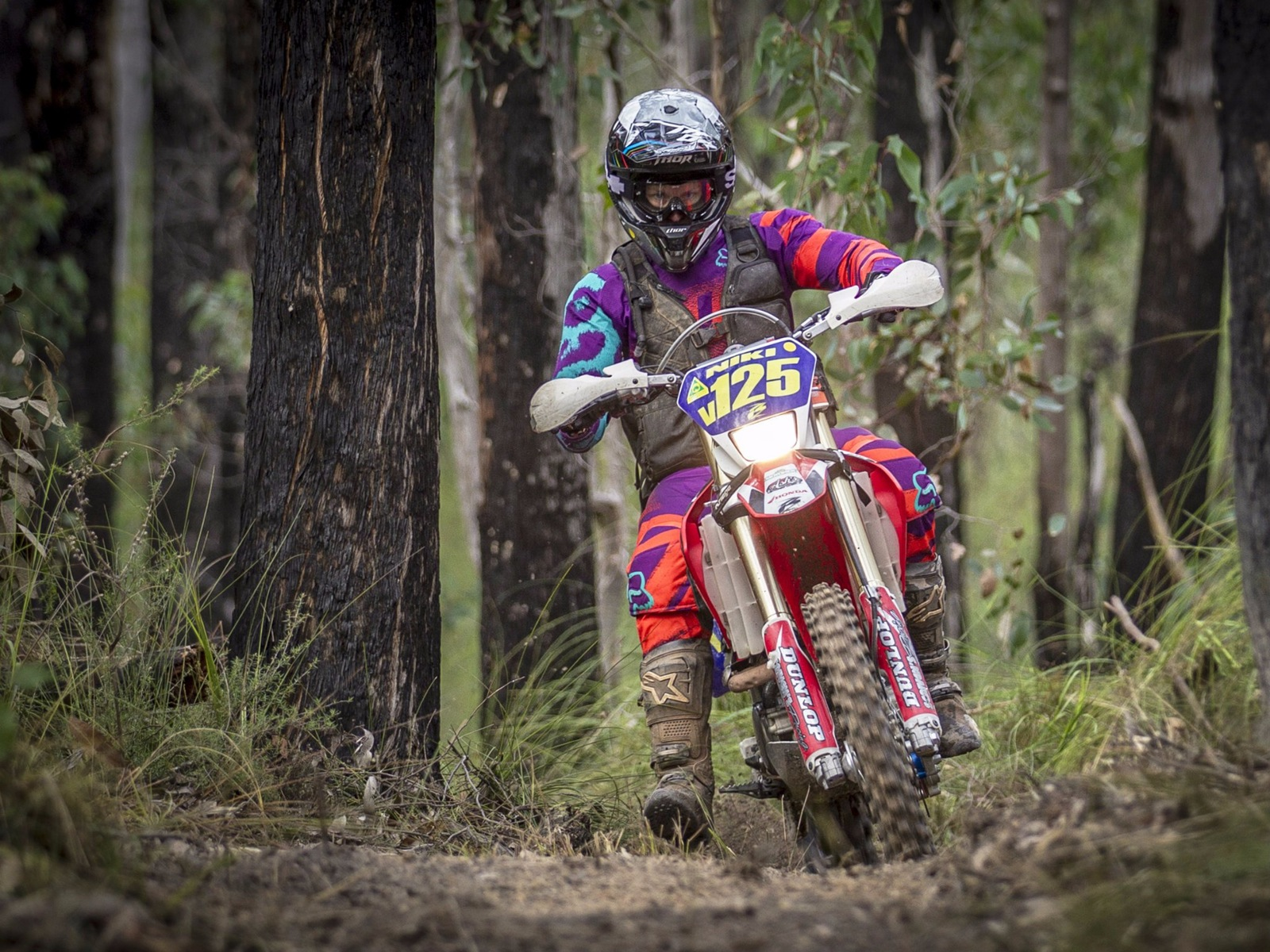Australian Four Day Enduro | Mansfield Events