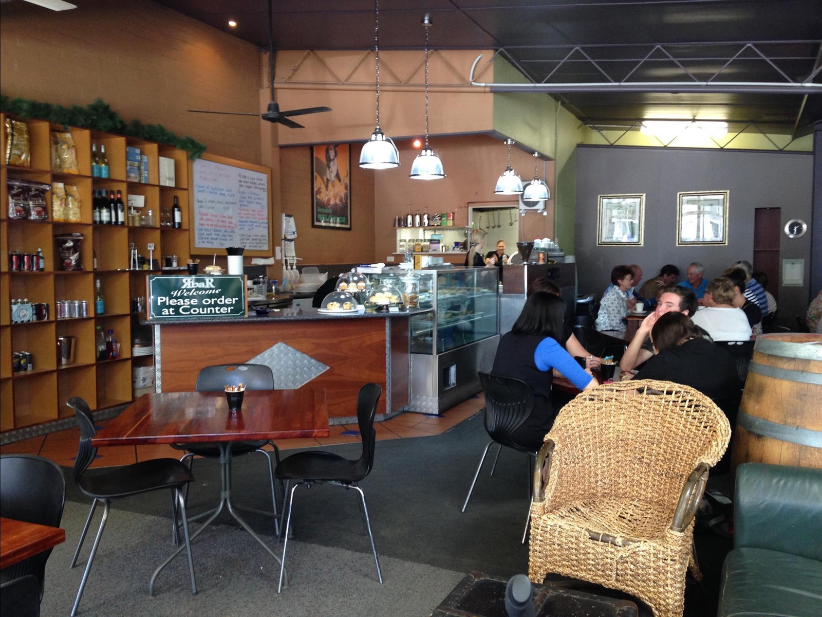 The Coffee Store @ Rambling Rose