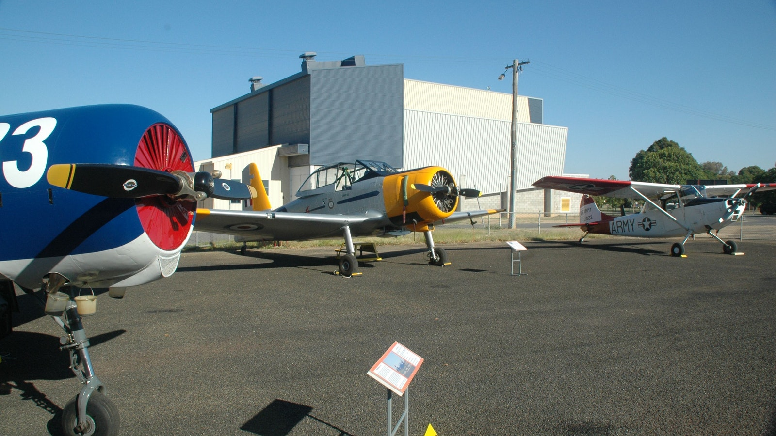 Benalla Aviation Museum Inc