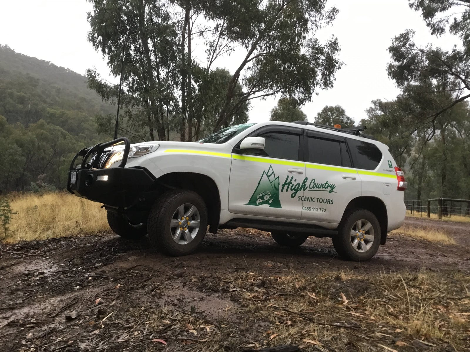 High Country Scenic Tours