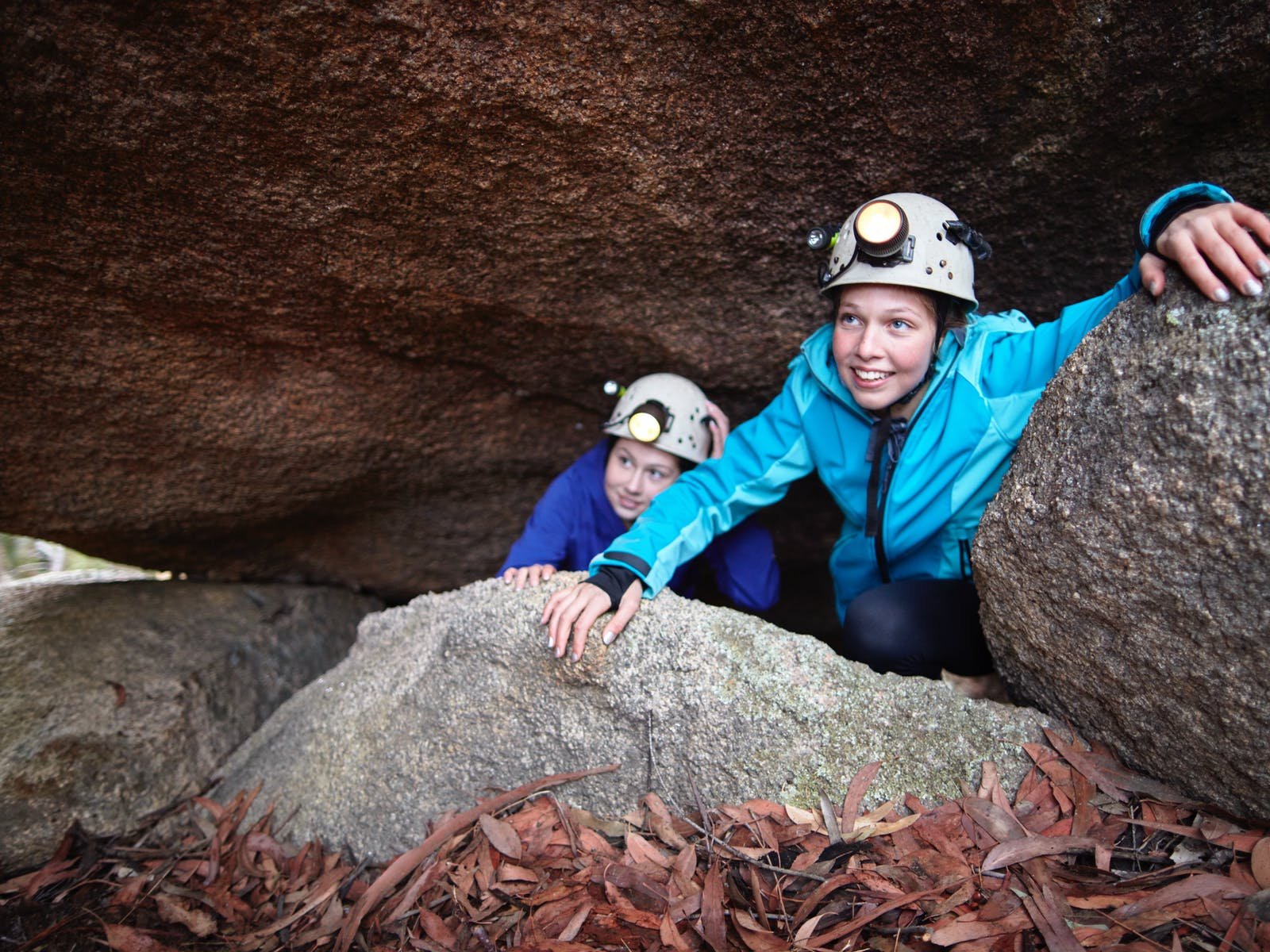 Underground River Caving at Mount Buffalo