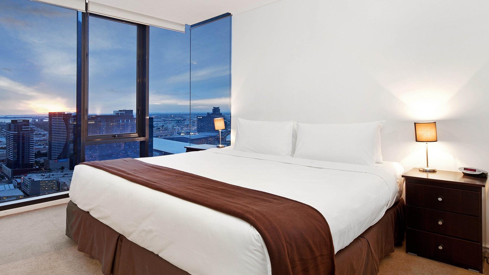 Melbourne Tower Apartment Accommodation Melbourne Victoria Australia