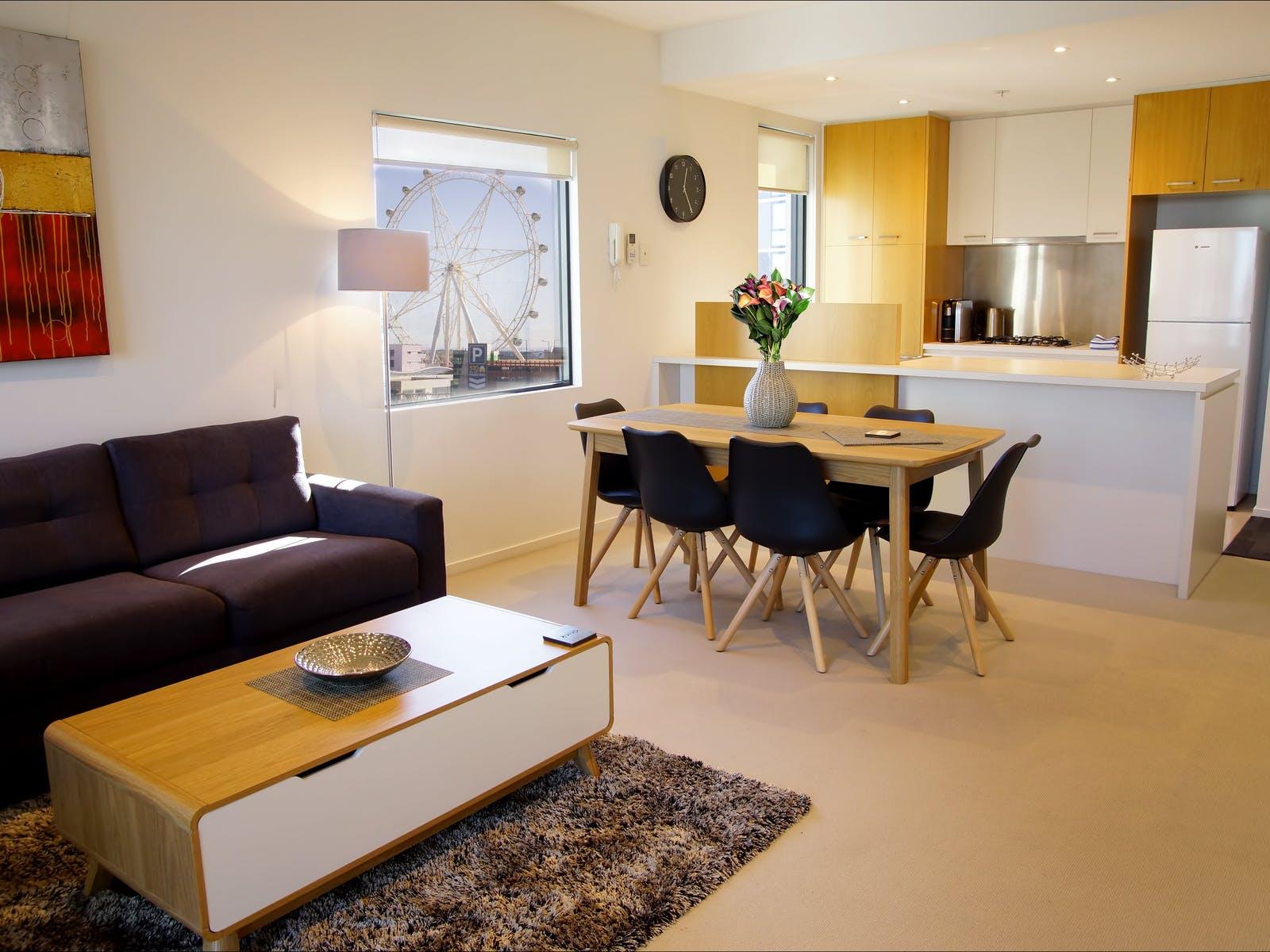 Accommodation, Melbourne, Victoria, Australia