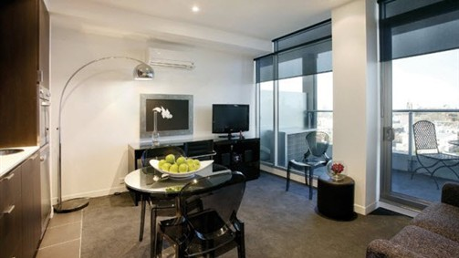 Punthill Apartment Hotels - South Yarra Grand
