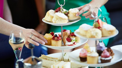 High Tea at Rendezvous