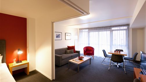 Punthill Apartment Hotels - Little Bourke
