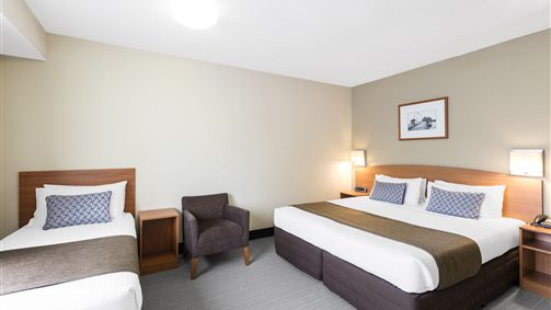 Family Room - Mercure Welcome Melbourne