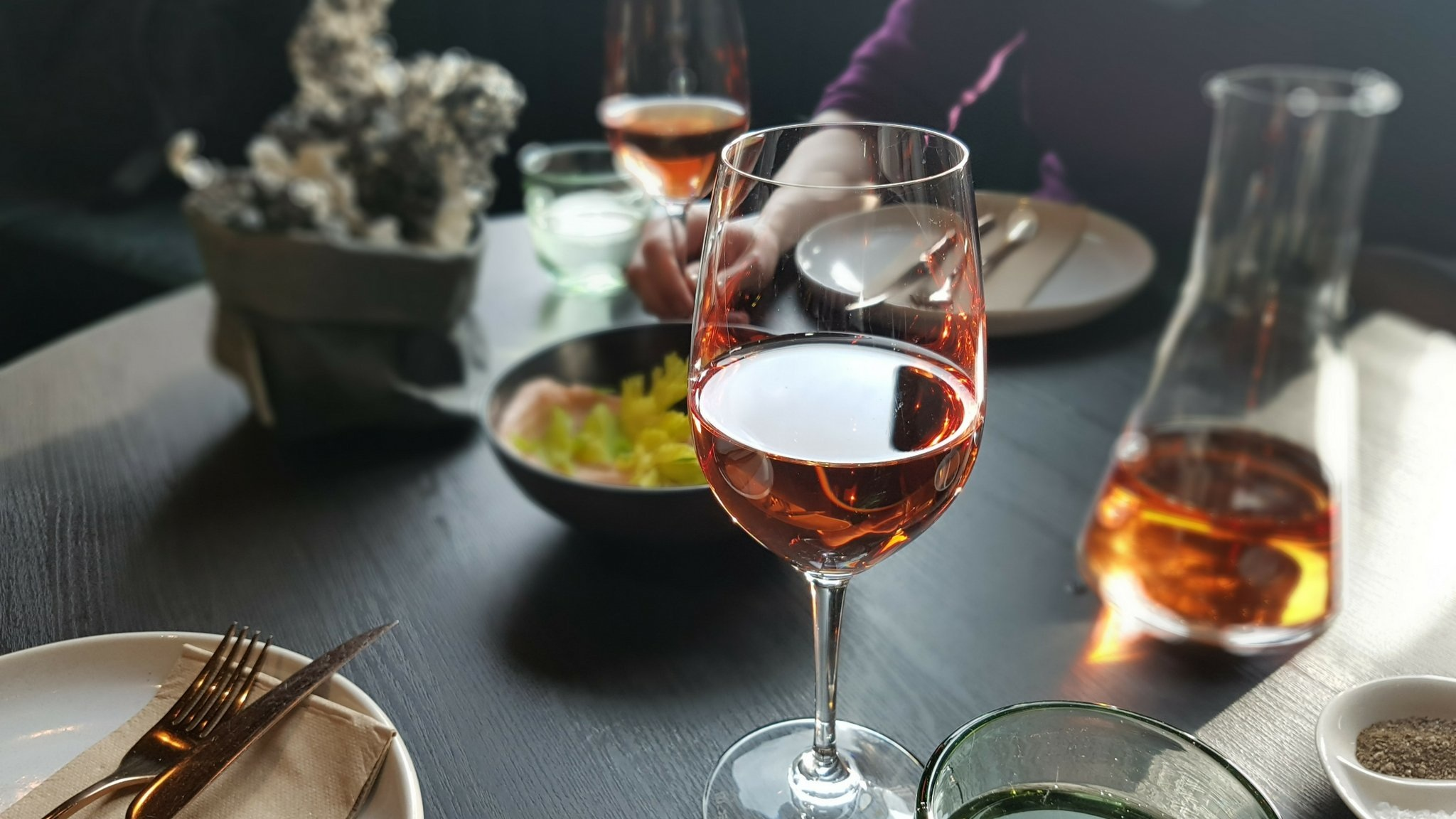 Sunday Lunch Rosé Sessions