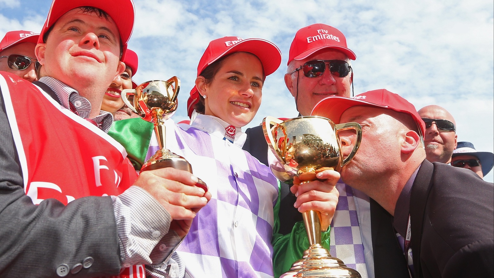 Emirates Melbourne Cup winner