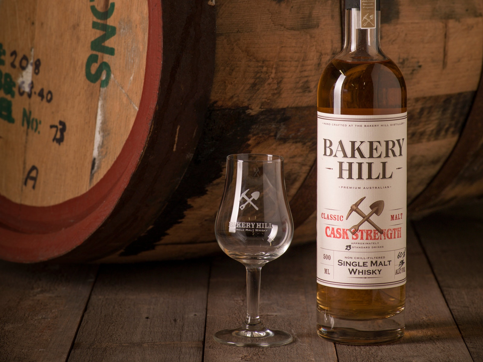 Bakery Hill Whisky