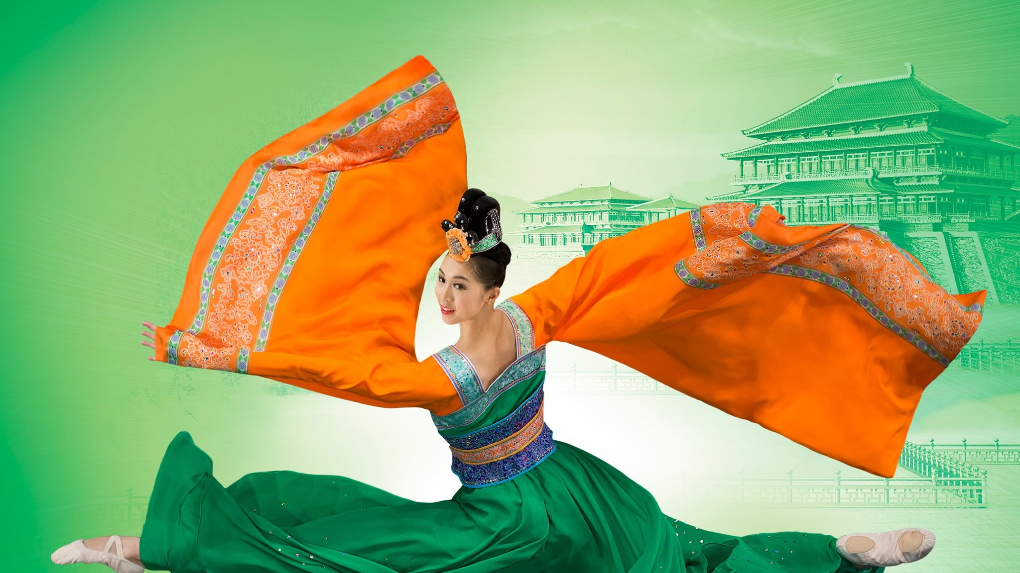 Shen Yun takes you on an unforgettable adventure of 5000 years of Ancient Chinese Culture