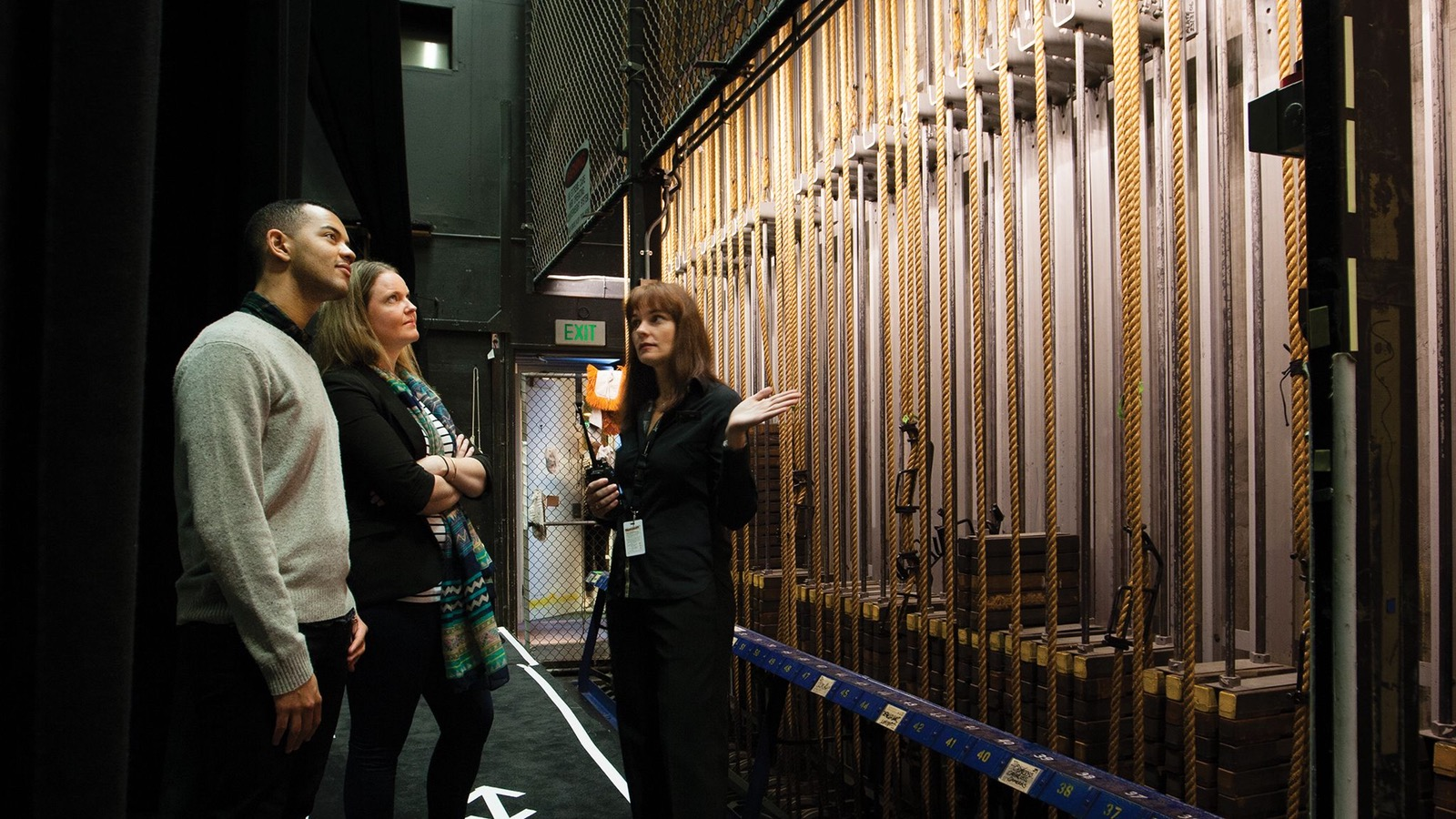 Backstage Tour Arts Centre Melbourne