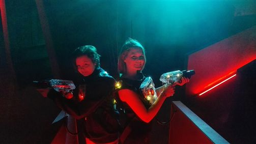Laser Tag3000 Docklands