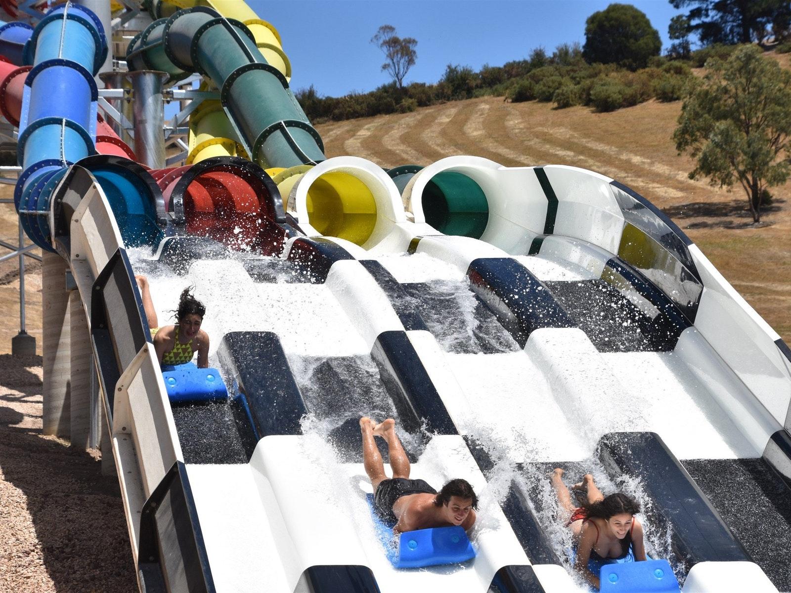 Family activities, Melbourne, Victoria, Australia