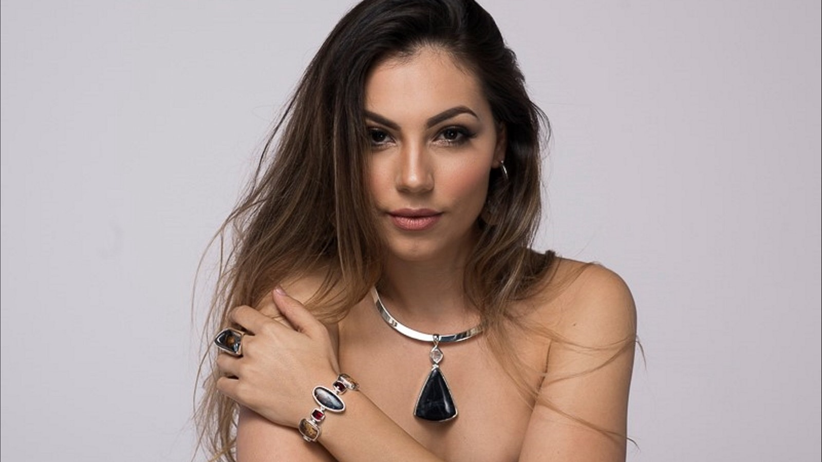 Pietersite and Herkimer Diamonds Jewellery