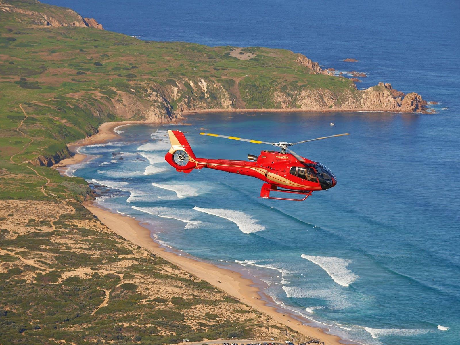 Scenic Flights Phillip Island Victoria Australia