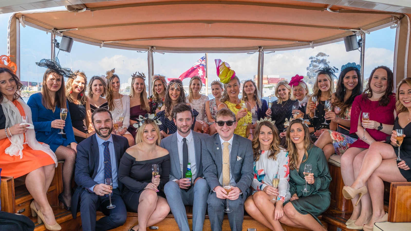 private luxury boat transfers to Flemington
