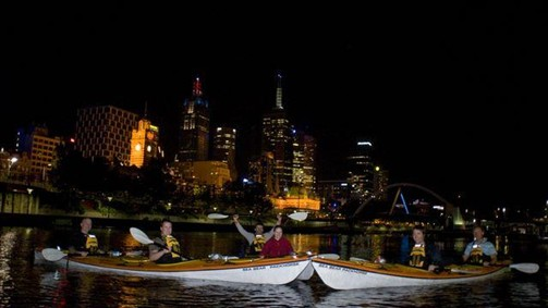 Moonlight Kayak Tour