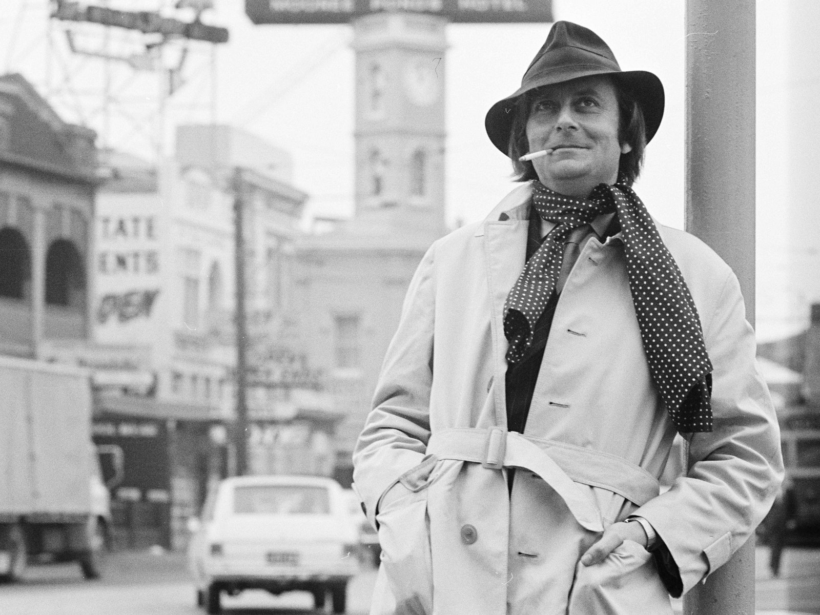 Barry Humphries walking tour