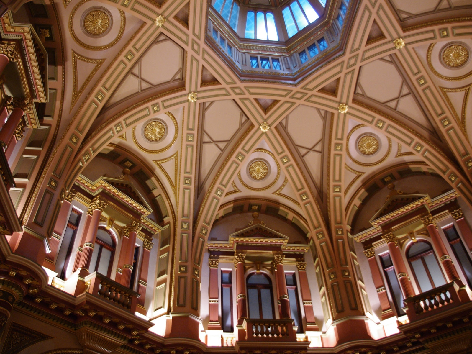Visit the Gorgeous Dome at 333 on the Golden Mile Heritage Walk