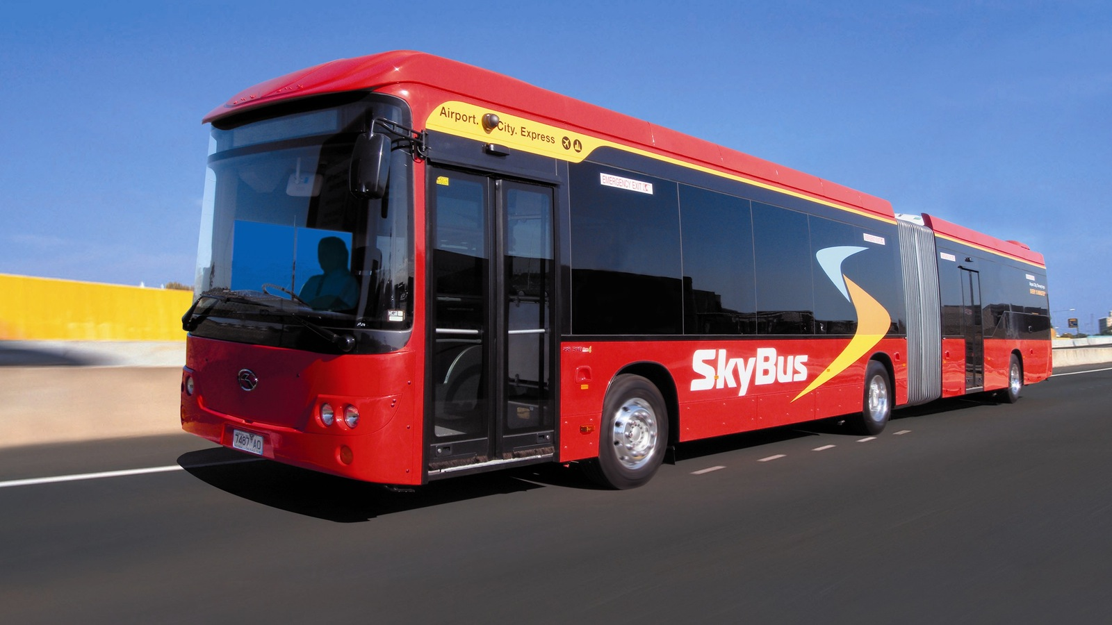 SkyBus - Melbourne Airport/City