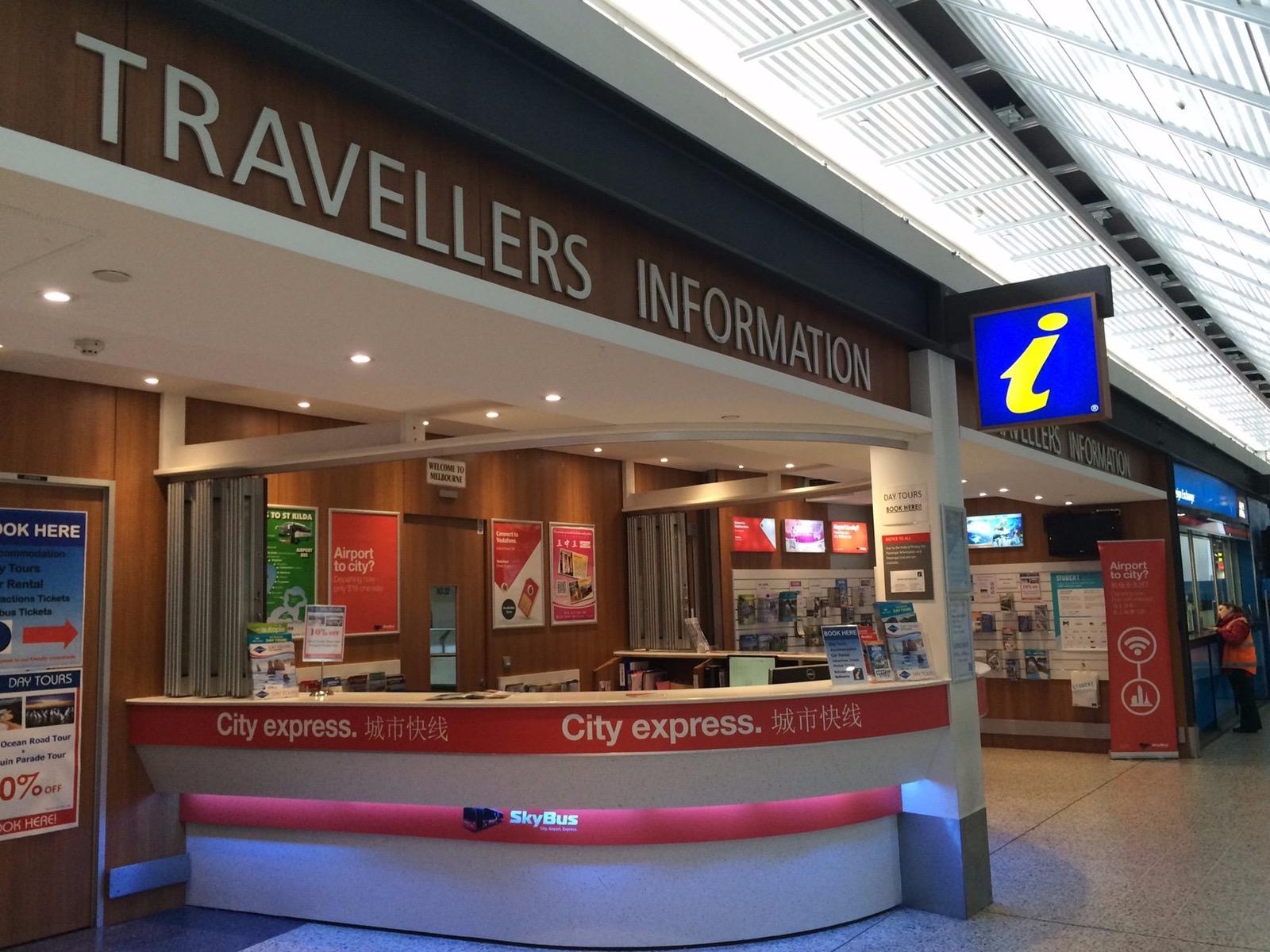 Visitor information centres melbourne victoria australia - Australian tourism office ...