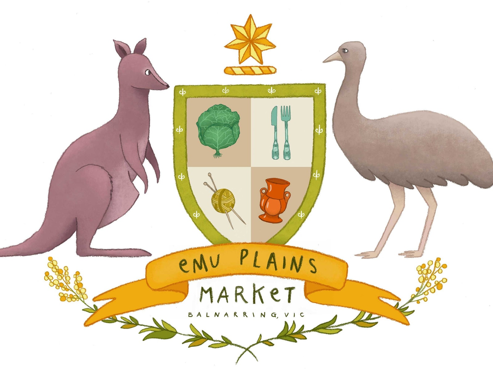Emu Plains Market