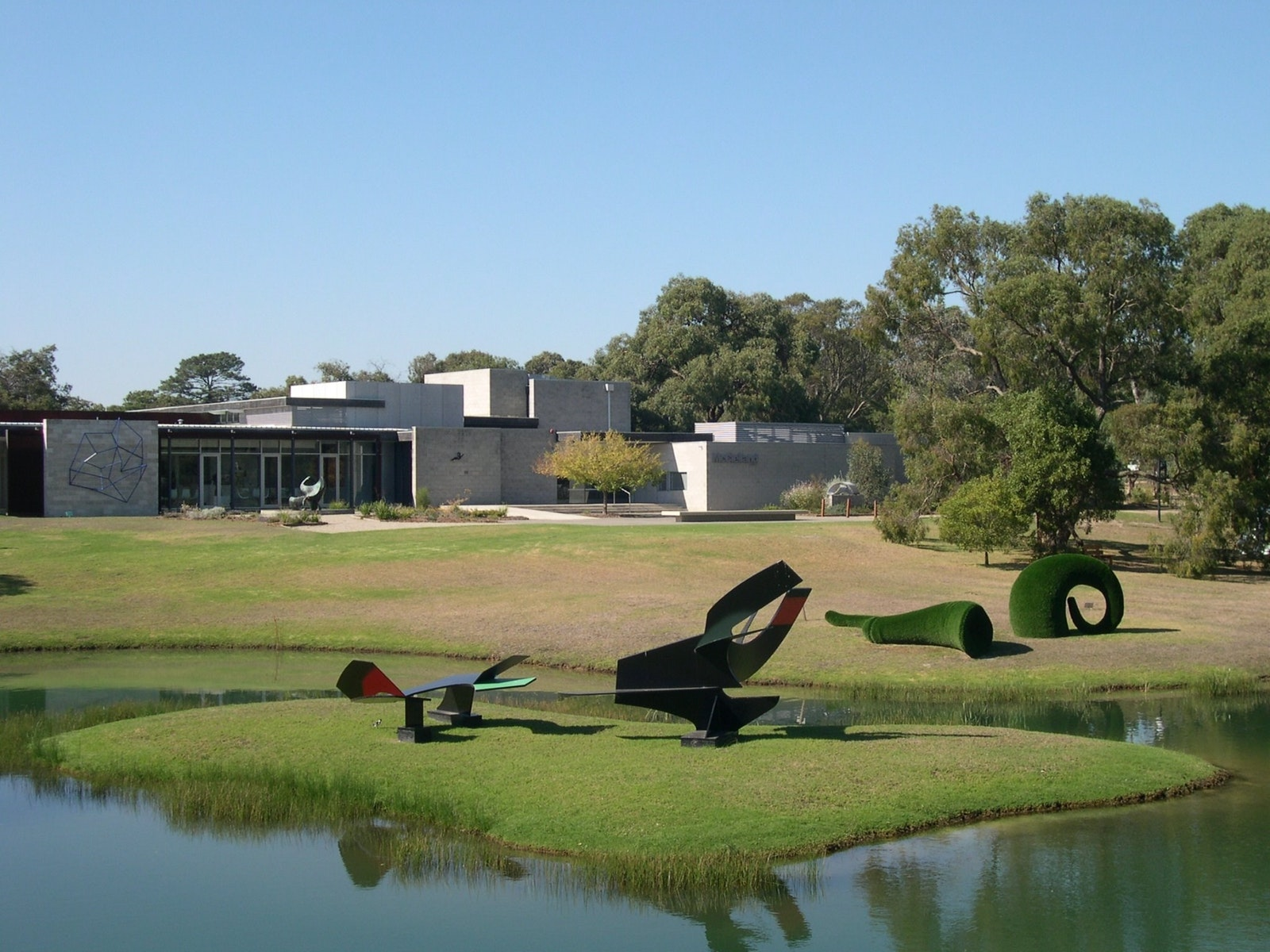 McClelland Sculpture Park + Gallery