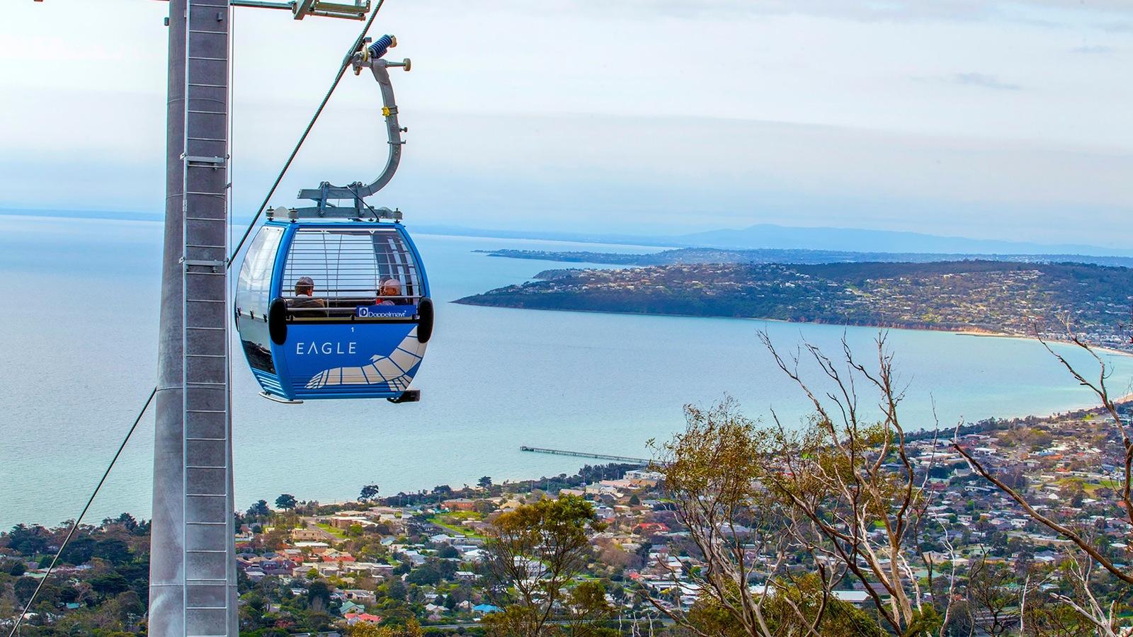 Arthurs Seat Eagle Attraction Mornington Peninsula Victoria