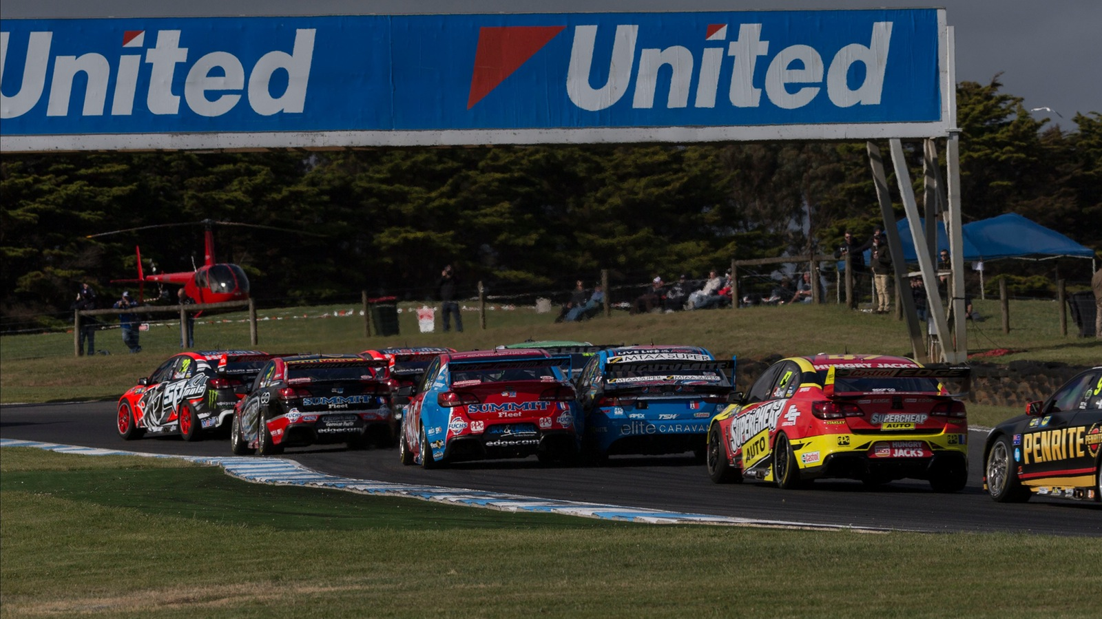 Supercars WD-40 Phillip Island SuperSprint