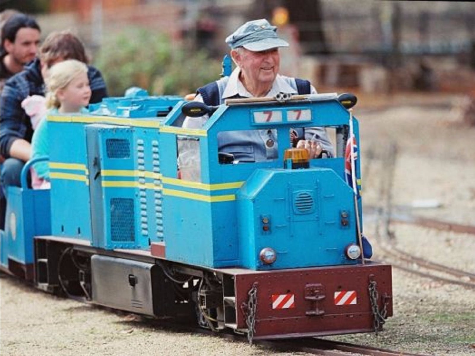 Wodonga Creek Miniature Railway