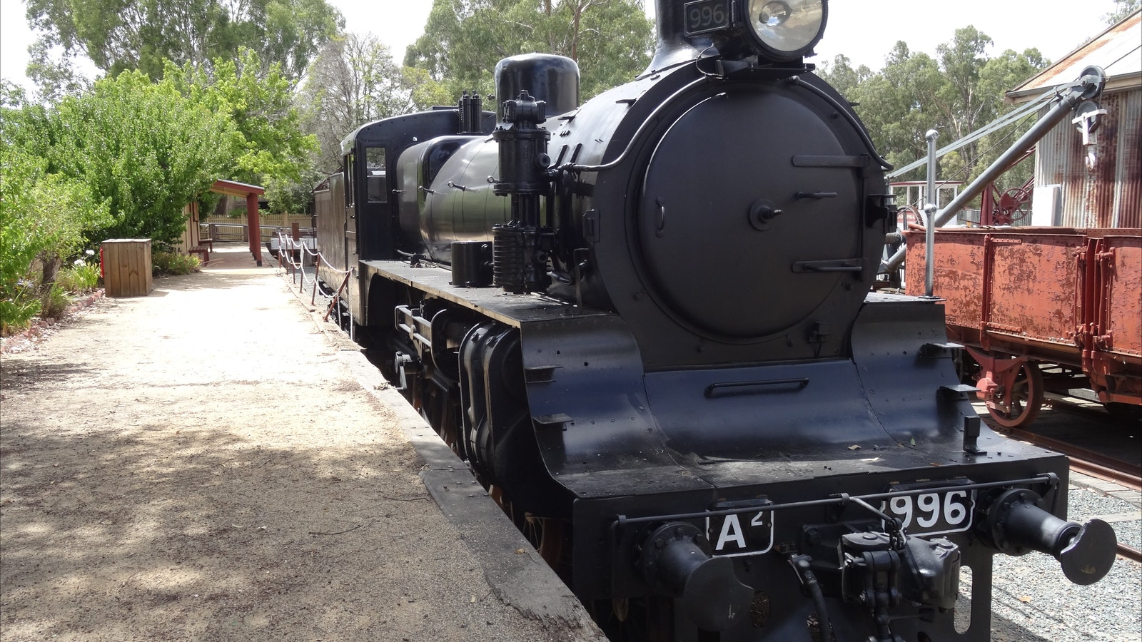 A2 locomotive