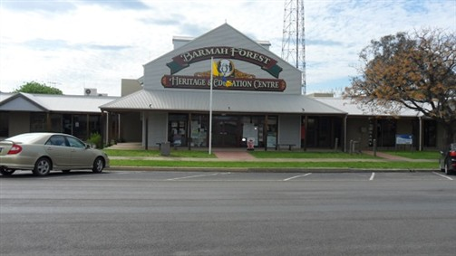 Barmah Forest Heritage and Education Centre Nathalia