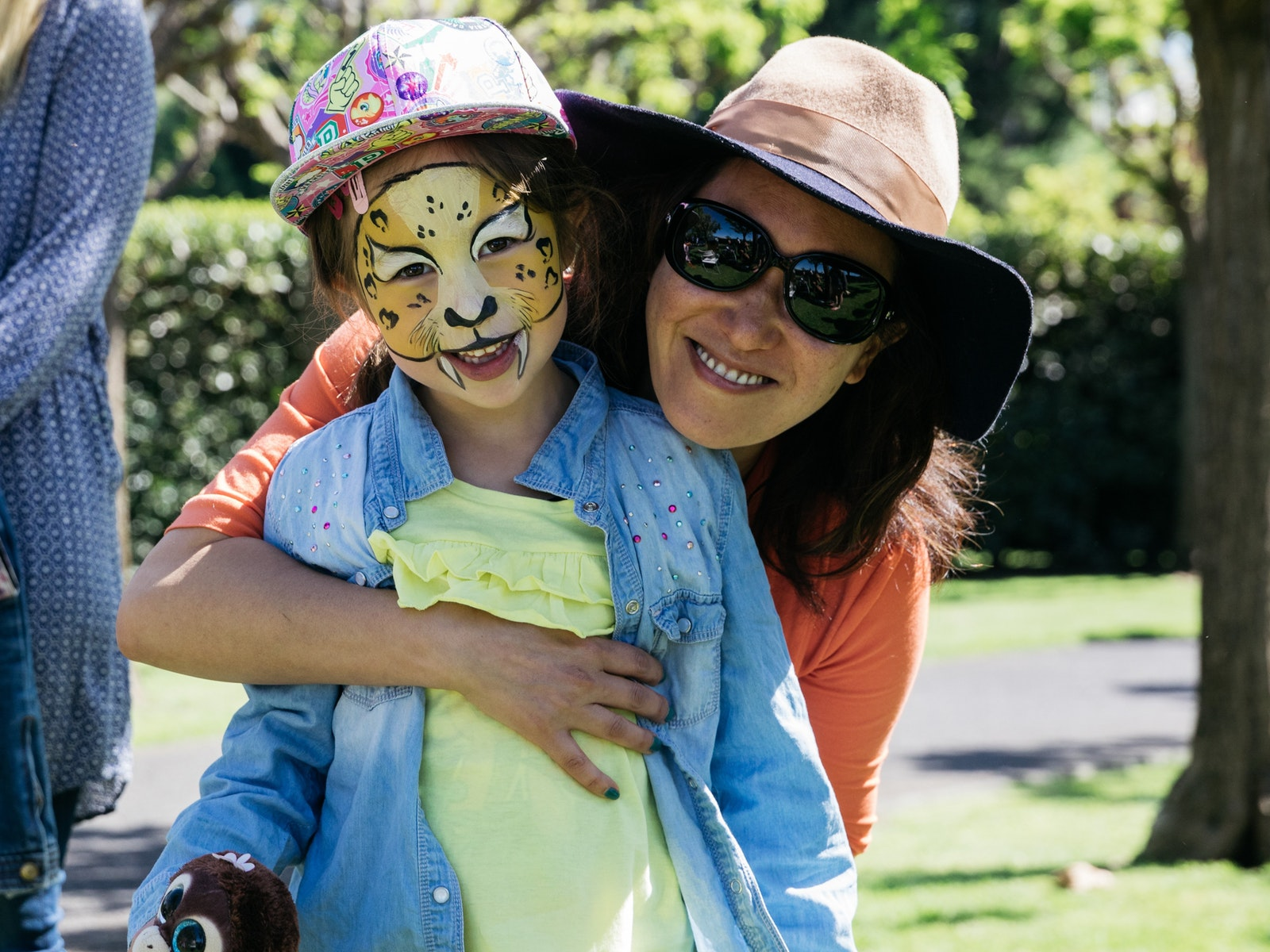 Free face painting at the Family Fun Day Sunday 18 March at Yering Station Winery