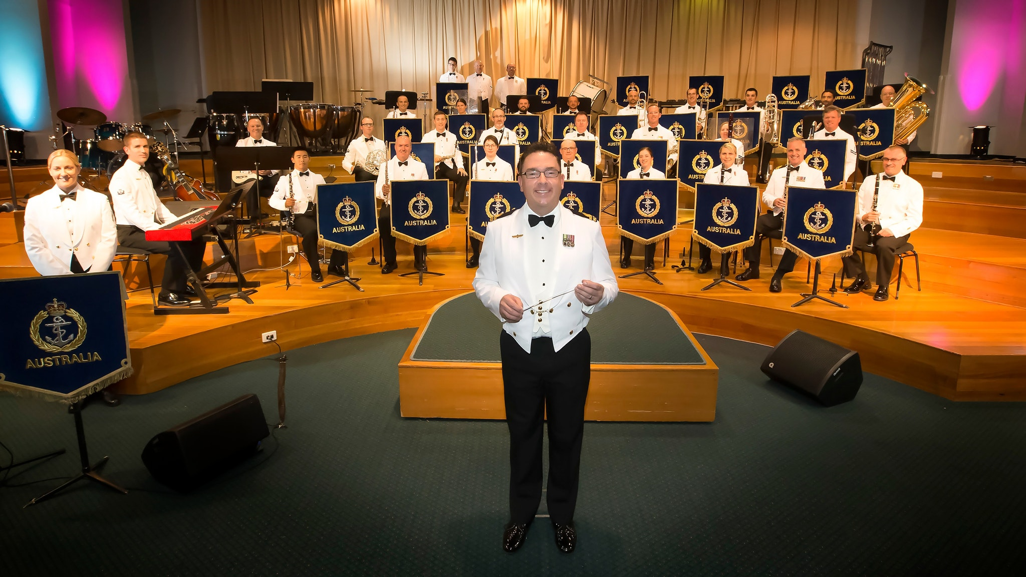 Royal Australian Navy Band Melbourne