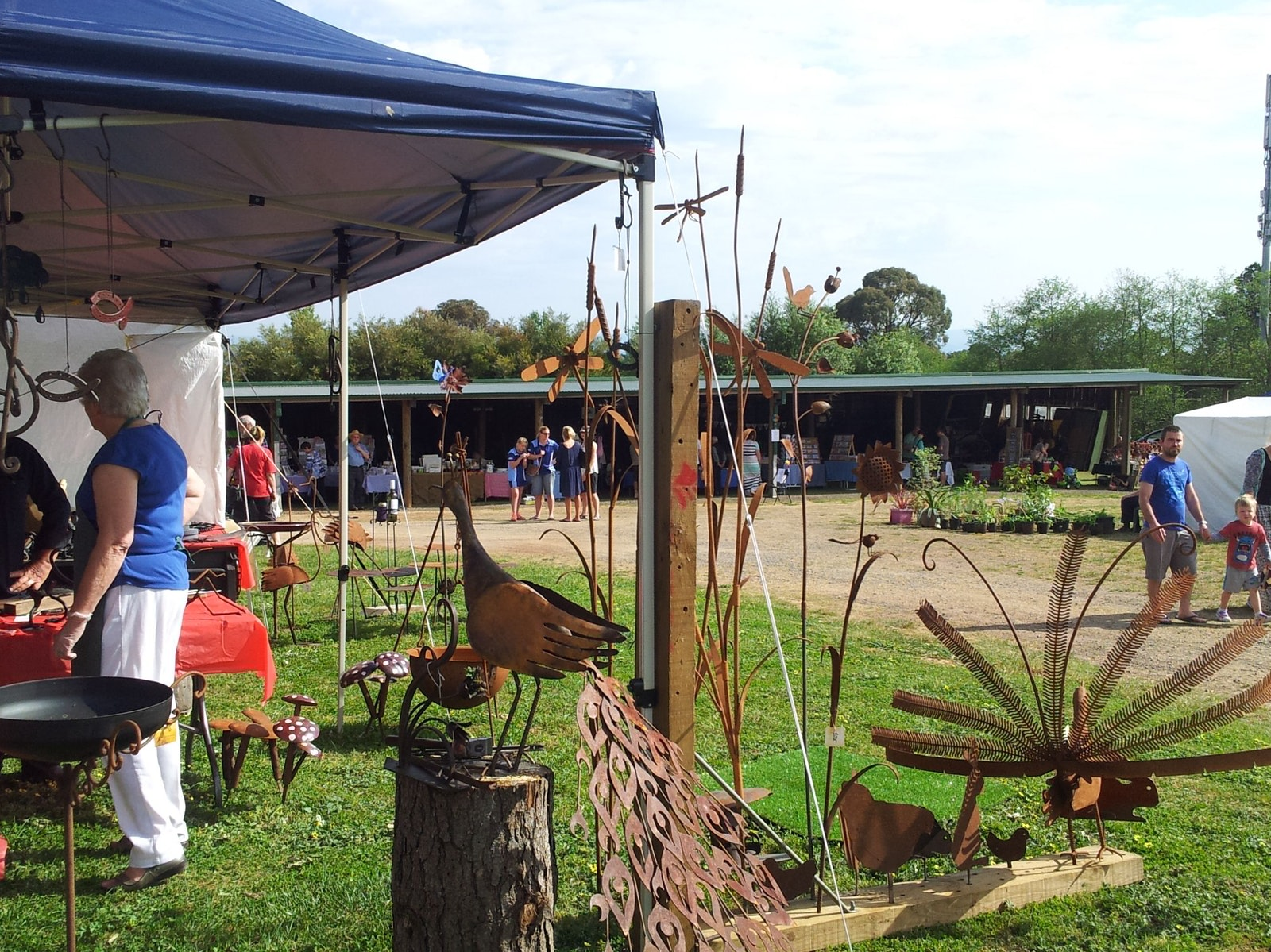 Country Market at Mont De Lancey - Yarra Valley
