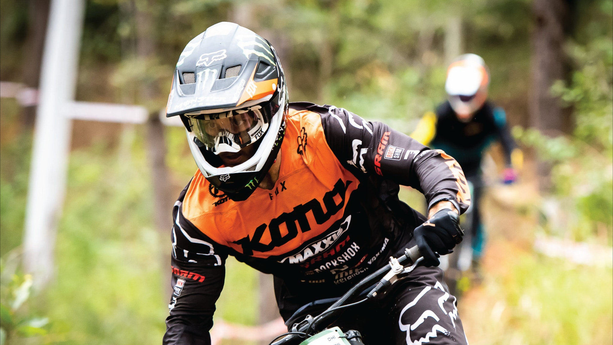 2018 Downhill National Series