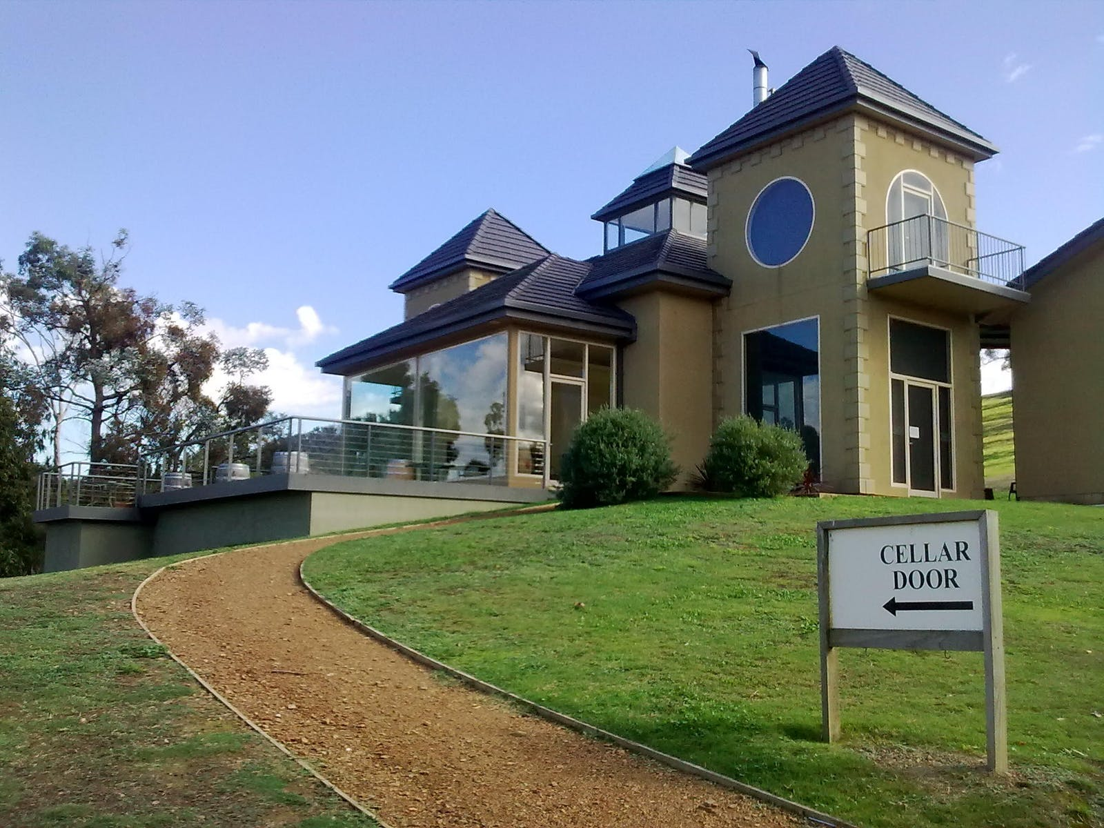 Sutherland Estate cellar door
