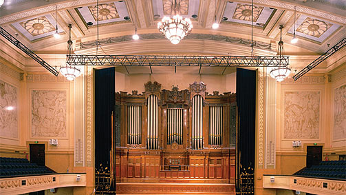 Culture Secrets - Melbourne Town Hall Grand Organ, Melbourne, Victoria, Australia