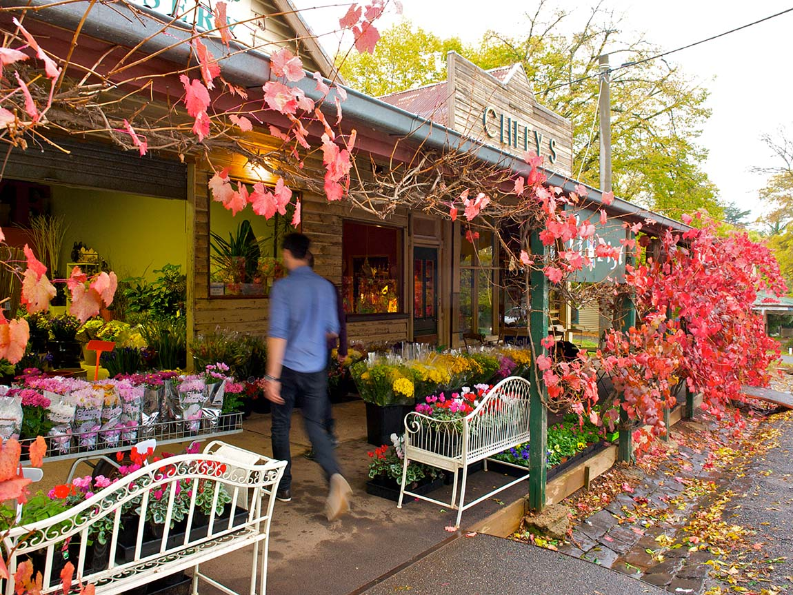 Cliffy's Emporium, Daylesford, Daylesford and the Macedon Ranges, Victoria, Australia