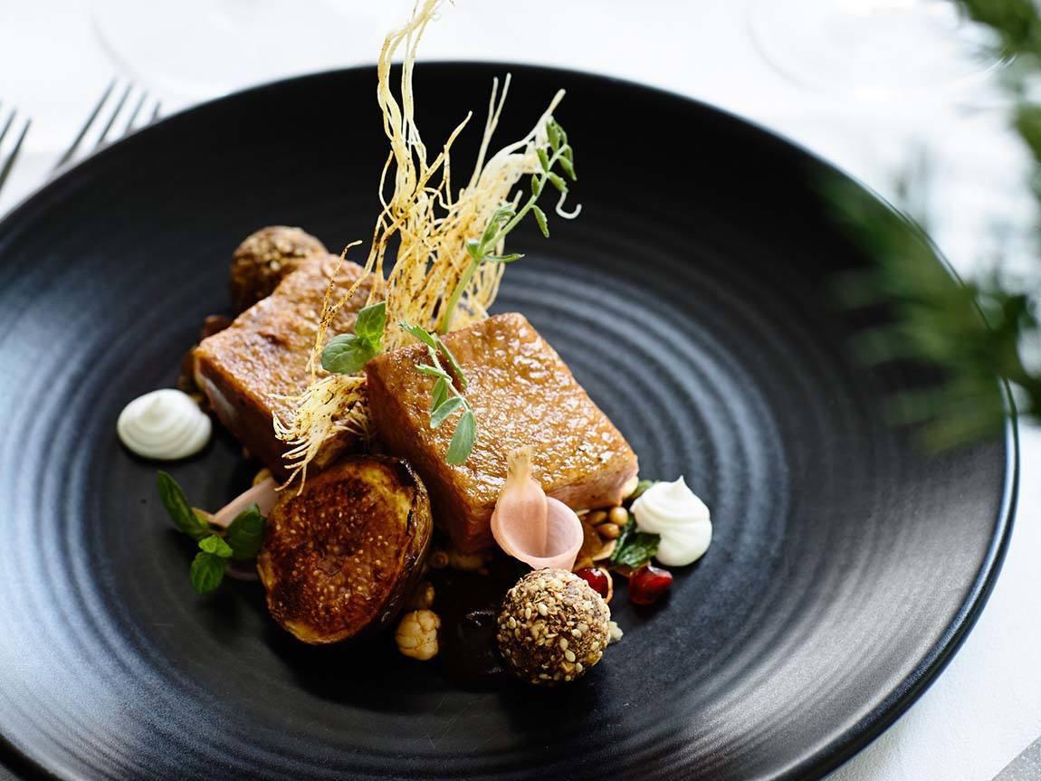 Restaurants food and wine victoria australia for Australian cuisine melbourne